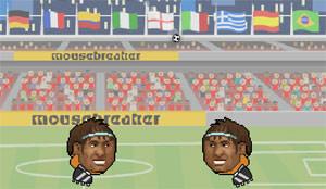 Игра Играющие головы Футбол